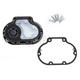Black Ops Clarity Hydraulic Clutch Transmission Cover - 0177-2047-SMB