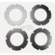 Steel Clutch Plate Kit - 1131-0432