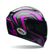 Black/Pink Machine Qualifier Helmet