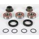 Rear Watertight Wheel Collar and Bearing Kit - PWRWC-S04-500