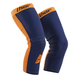 Navy/Orange Comp Knee Sleeve