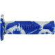 Blue/White Snake Racing Grips - A26041C92