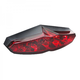 Infinity LED Taillight Lens w/Red Lens - HB025020
