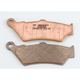 Standard Sintered Metal Brake Pads - DP623