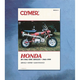 Honda Repair Manual - M310-13