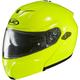 Hi-Viz Yellow SY-Max III BT Modular Helmet