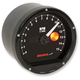 Black TNT-01R Tachometer w/Shift Light and Black Dial Face - BA035150