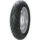 Rear AM63 Viper Stryke 130/70P-13 Blackwall Tire - 90000000701