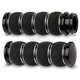 Black Ring Leader Fusion Grips - 07-315