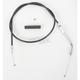 Alternative Length Black Vinyl Throttle Cables - 0650-0403