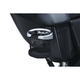 Chrome/Black Right Side Passenger Drink Holder - 1830