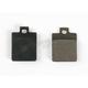 Organic Brake Pads - ODP010