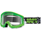 Green Strata Crafty Lime Goggles - 50400-078-02