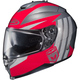 Red/Gray IS-17 MC-1 Grapple Helmet