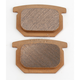DP Sintered Brake Pads - DP206