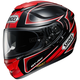 Black/Red/White GT-Air Expanse TC-1 Helmet