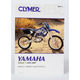 Yamaha YZ125 Repair Manual - M497-2