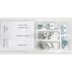 Plastics Fastener Kit - HON-0609020