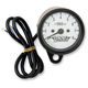 White Face 2.4 Inch Mini Electronic Tacometer - 2211-0120