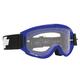 Blue Breakaway Goggle w/Clear Lens - 323291259100