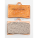 Double-H Sintered Metal Brake Pads - FA95HH