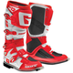 Red/White SG-12 Boots