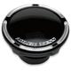 Black Slot Track Vented Gas Cap - 70-004
