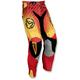 Red/Yellow Sahara Pants