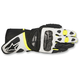 Black/White/Yellow SP-1 Gloves