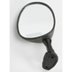 Black OEM-Style Replacement Round Mirror - 20-86881