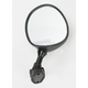 Black OEM-Style Replacement Round Mirror - 20-86882