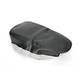 Black ATV Seat Cover - AM109