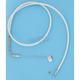 Custom Sterling Chromite II Designer Series Braided Throttle Cables - 3322