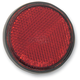 5mm Stud Red Reflector - RR1R