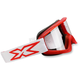 Red Flat Out Goggles - 067-10345