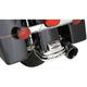 Chrome Rear Fender Rail - 1412-0012