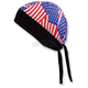 Red/White/Blue American Flags Stretch Z-Wrap - BNDNA003-92