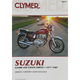 Suzuki Repair Manual - M372