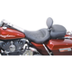 16 in. Wide Vintage Solo Seat w/Removable Backrest - 79100