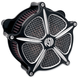 Contrast Cut Venturi Speed 5 Air Cleaner - 0206-2000-BM