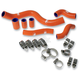 Orange Radiator Hose Kit - 1902-0504