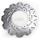 Rear Stainless Vee Brake Rotor - VR2092