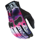 Womens Pink/Purple Lady Nation Gloves