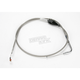 32 in./11 1/4 in. Stainless Steel Idle Cable for Models w/Cruise Control - 102-30-41008-06