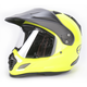 Fluorescent Yellow XD4 Helmet