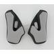 Black Cheek Pads for AFX Helmets