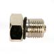Magnetic Transmission Plug - 1107-0340