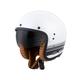 Blanco White Belfast Helmet