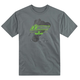 Charcoal Stant Up T-Shirt