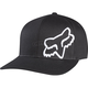 Black/White Flex 45 FlexFit Hat